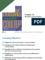 CH14 Managing Communications