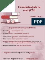 circumstantiala_de_mod