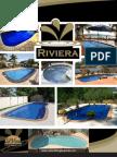 2011 Riviera Fiberglass Pools Models