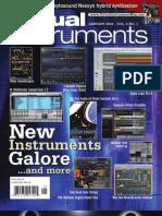 Virtual Instruments Magazine - January 2008