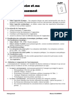 CH 1 L_entreprise Et Son Environnement