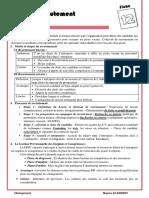 CH 12 le recrutement
