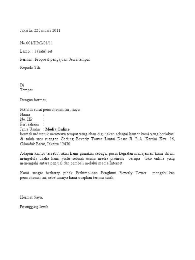 Contoh Proposal Usaha Cafe Epub