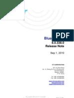 IVT_BlueSoleil_8.0.338.0_ReleaseNote