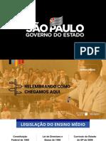 Novo Ensino Médio - documento orientador junho de 2021