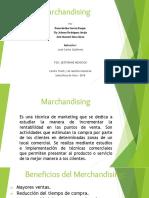 Presentacion -Marchandising