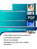 Atendimento Público e Atendimento Telefonico