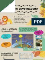 EFECTO INVERNADERO - GRUPO Nº 4