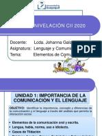 1.5-1.8. Elementos de Comunicación-Palabras