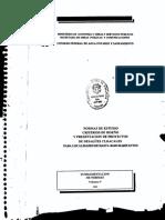 Fundamentación de Normas - Vol. v - Cap.11.1 a 11.7