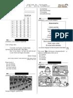 Simulado 16 (L. P - 3º Ano) - Blog do Prof. Warles