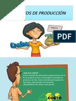 Diapositivas Costos de Produccion