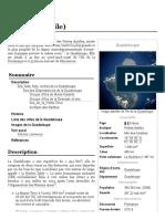 Guadeloupe (île) — Wikipédia