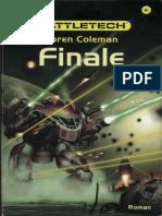 BattleTech 61_ Finale - Loren Coleman