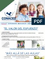 VEP Conaced Pedro Domíngez