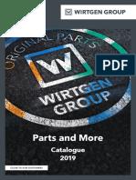 Catalogue Parts and More 2019