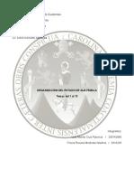Organizacion del Estado de Guatemala