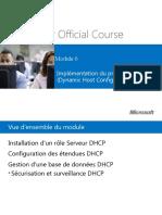 Chapitre 06 - Implémentation Du Protocole DHCP (Dynamic Host Configuration Protocol)