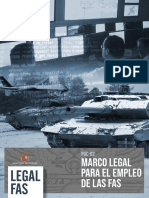 Marco legal de las FFAA