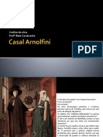 Casal Arnolfini análise