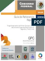 Gpc Triage Urgencias