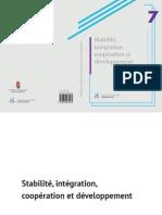 Stabiilte, Integration, Cooperation Et Developpement en Afrique