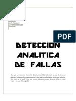 libro deteccion analitica de fallas