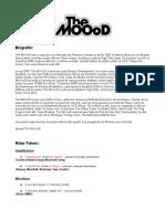 biografie the moood
