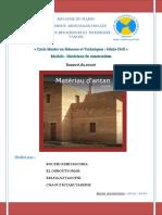 Rapport Du Projet (Le Pisé)