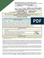 Guía de Aprendizaje 2 Biología 9º IESFRAL 2021