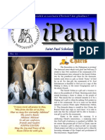 iPaul  no.11 - Saint Paul Scholasticate Newsletter
