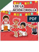cancion criolla