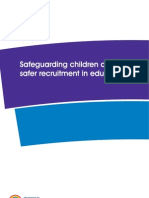 Safeguarding Children Guidance 2010
