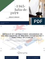 Decreto 1165 Del 2 de Julio de 201