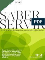 Revista Servir 2020