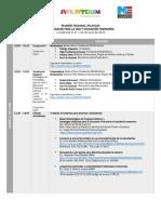 ReuniónRegionalAflatoun_Agenda_Socios