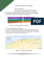 typologie des routes en Algérie