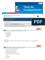22 SIMULADO - CONTABILIDADE COMERCIAL E FINANCEIRA