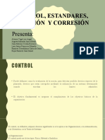 Control,Estandares,Medicion