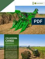 Especificações Técnicas - CH 950