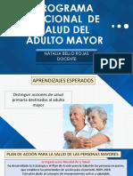 Programa Nacional de Salud Del Adulto Mayor