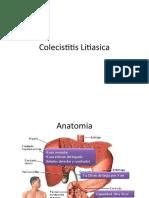 Colecistitis Litiasica