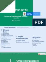 2020 12 30 Cifras Sectoriales