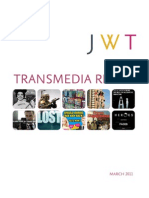 Trans Media Rising JWT Trend Report March2011!1!1