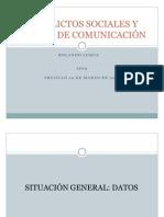 CONFLICTOS SOCIALES Y MEDIOS DE COMUNICACIÓN, Trujillo, 19 de marzo de 2011