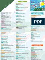 Programme Rive en Fete 2021