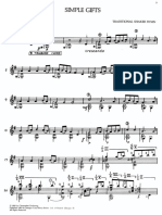 Transcryptions for Classical Guitar
