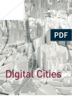 AD Digital Cities. 2009