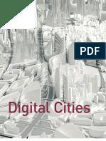 AD Digital Cities. 2009