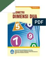 Modul Geometri Dimensi Dua